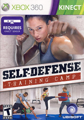 Self-Defense - Training Camp (Kinect) (XBOX360)