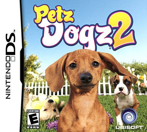 Petz Dogz 2 (DS) DS Game