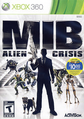 Men In Black - Alien Crisis (Bilingual Cover) (XBOX360)