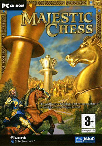 Majestic Chess (French Version Only) (PC) PC Game
