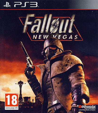 Fallout New Vegas (French Version Only) (PLAYSTATION3) PLAYSTATION3 Game