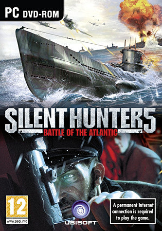 Silent Hunter 5 - Battle of the Atlantic (European) (PC) PC Game