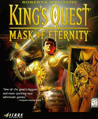 King's Quest 8 - Mask of Eternity (PC) PC Game