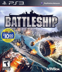 Battleship (Bilingual Cover) (PLAYSTATION3)