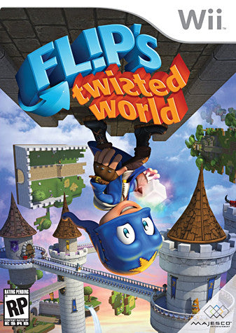 Flip's - Twisted World (NINTENDO WII) NINTENDO WII Game
