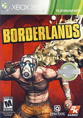 Borderlands (XBOX360) XBOX360 Game