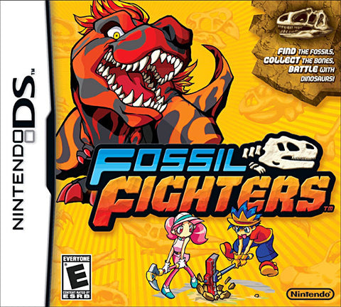 Fossil Fighters (DS) DS Game