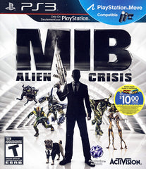Men In Black - Alien Crisis (PLAYSTATION3)