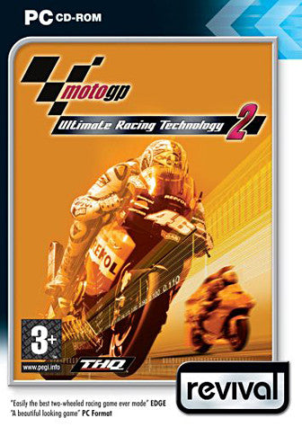 MotoGP - Ultimate Racing Technology 2 (European) (PC) PC Game