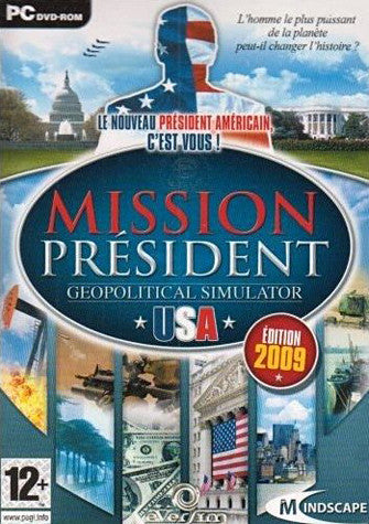 Mission President USA (French Version Only) (PC) PC Game