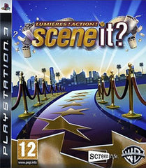 Scene It - Lumieres! Action! (French Version Only) (PLAYSTATION3)