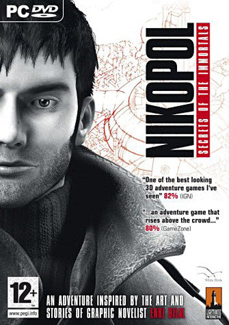 Nikopol - Secrets Of The Immortals (PC DVD) (European) (PC) PC Game