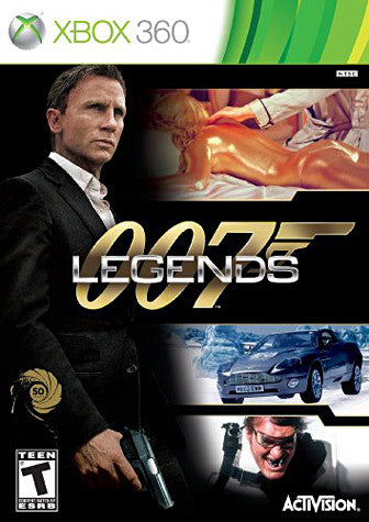 007 Legends (XBOX360) XBOX360 Game