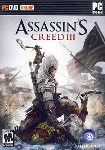 Assassin's Creed (3) III (PC) PC Game