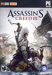 Assassin's Creed (3) III (PC)