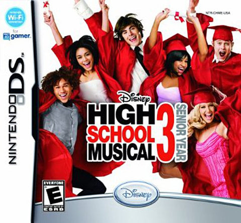 Disney High School Musical 3: Senior Year (DS) DS Game