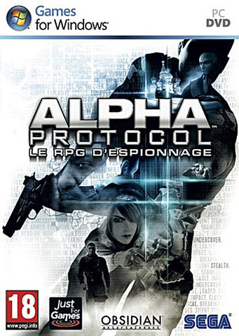 Alpha Protocol (French Version Only) (PC) PC Game