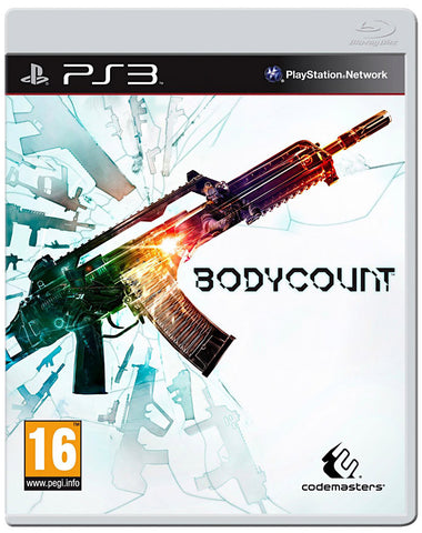 Bodycount (european version) (PLAYSTATION3) PLAYSTATION3 Game