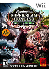 Remington Super Slam Hunting - North America (NINTENDO WII)
