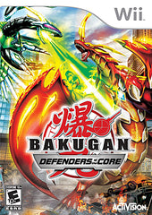Bakugan Battle Brawlers - Defenders of the Core (NINTENDO WII)