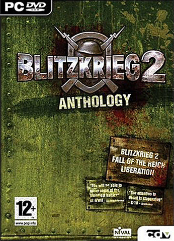 Blitzkrieg 2 Anthology (PC) PC Game