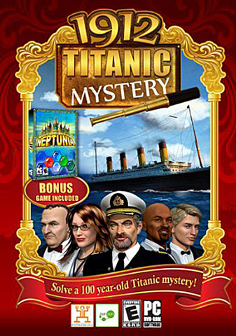1912 Titanic Mystery (PC) PC Game