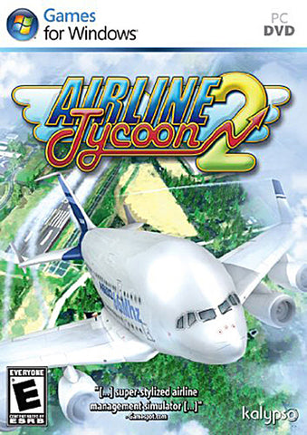 Airline Tycoon 2 (PC) PC Game