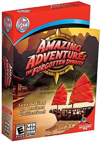 Amazing Adventures - The Forgotten Dynasty (PC) PC Game