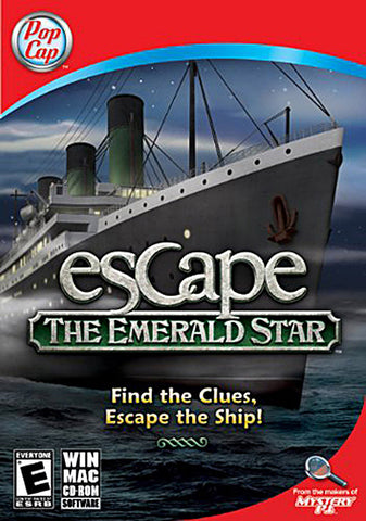 Escape the Emerald Star (Limit 1 copy per client) (PC) PC Game