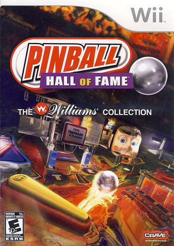 Pinball Hall of Fame: The Gottlieb Collection (NINTENDO WII) NINTENDO WII Game