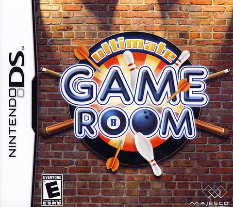 Ultimate Game Room (DS) DS Game