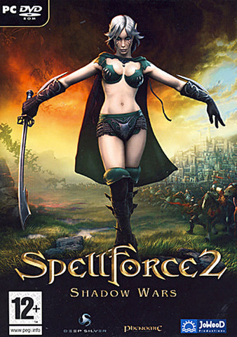 Spellforce 2 - Shadow Wars (European) (PC) PC Game