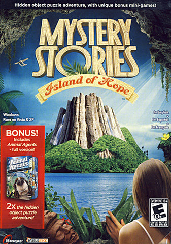 Mystery Stories - Island Of Hope (PC) PC Game