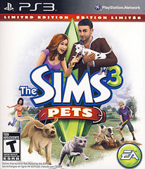 The Sims 3 - Pets (Limited Edition) (PLAYSTATION3)
