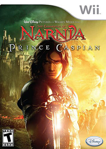 The Chronicles of Narnia - Prince Caspian (NINTENDO WII) NINTENDO WII Game