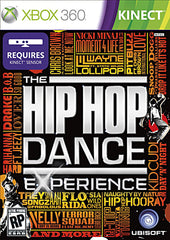 The Hip Hop Dance Experience(Kinect) (Trilingual Cover) (XBOX360)