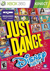 Just Dance - Disney Party (Kinect) (Trilingual Cover) (XBOX360)