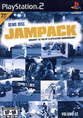 Jampack Volume 12 (Demo Disc) (PLAYSTATION2)