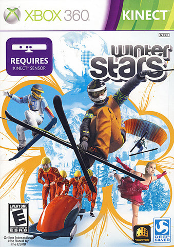 Winter Stars (Kinect) (XBOX360) XBOX360 Game
