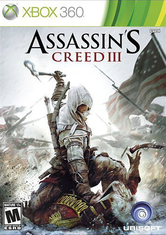 Assassin's Creed (3) III (XBOX360) XBOX360 Game