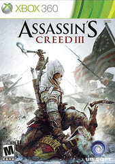 Assassin's Creed (3) III (XBOX360)