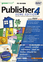 Publisher 4 - Home Edition (PC)