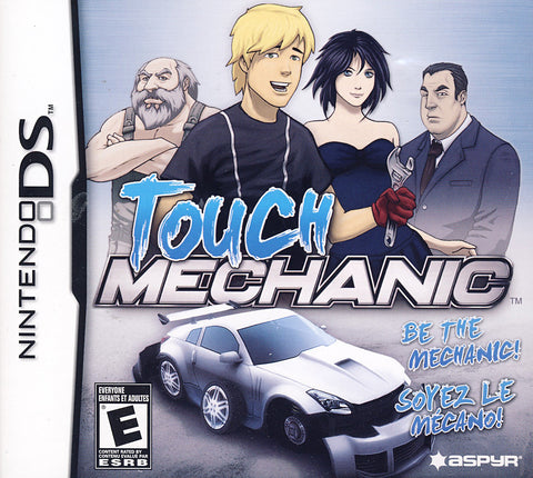 Touch Mechanic (DS) DS Game