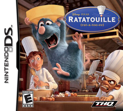 Ratatouille - Disney's (DS) DS Game