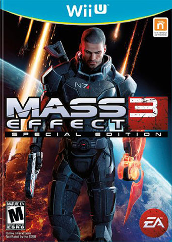 Mass Effect 3 (Special Edition) (Bilingual Cover) (NINTENDO WII U) NINTENDO WII U Game