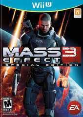 Mass Effect 3 (Special Edition) (Bilingual Cover) (NINTENDO WII U)
