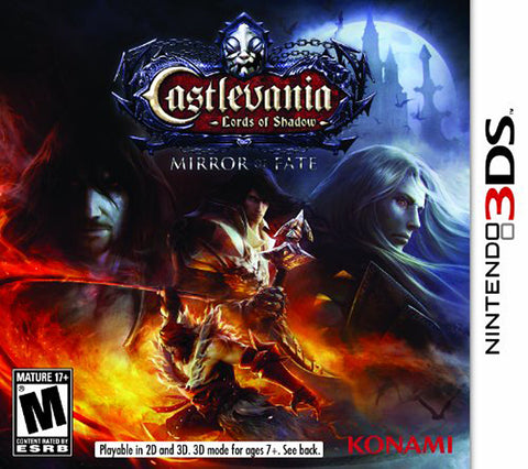Castlevania Lords of Shadow - Mirror Fate (3DS) 3DS Game