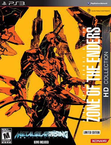 Zone of the Enders HD Collection - Limited Edition (PLAYSTATION3) PLAYSTATION3 Game