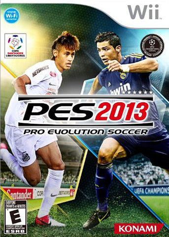 Pro Evolution Soccer 2013 (Trilingual Cover) (NINTENDO WII) NINTENDO WII Game