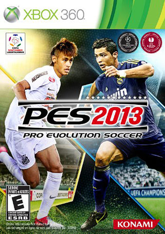 Pro Evolution Soccer 2013 (XBOX360) XBOX360 Game
